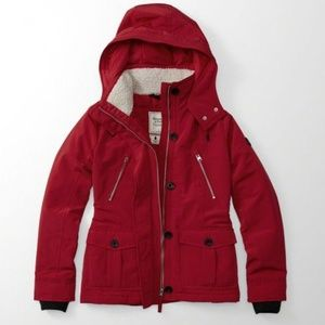 Hard shell performance jacket, Abercrombie
